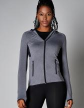 Ladies` Fashion Fit Sports Jacket