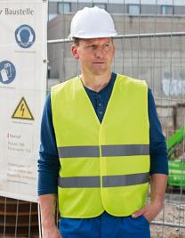 Safety Vest EN ISO 20471