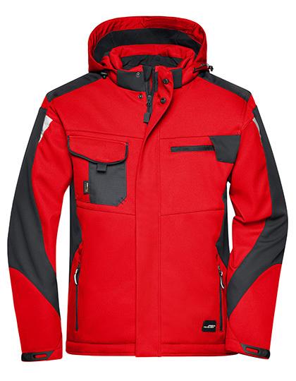 Craftsmen Softshell Jacket -STRONG-